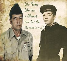 Like Father Like Son by Pat Moore