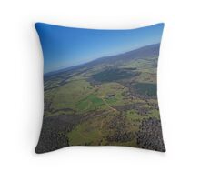 Crater Rim Throw Pillow