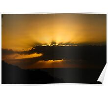 Cloud Combustion Poster