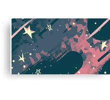 Steven Universe, Space and stars Canvas Print