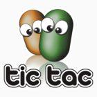 tic tac by Robert Hutchinson