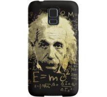 Albert Einstein Stensil Samsung Galaxy Case/Skin