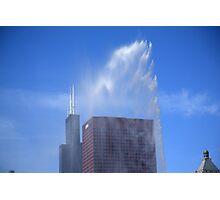 Chicago - Buckingham Fountain Photographic Print