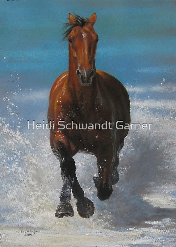 Thunder n surf. by Heidi Schwandt Garner