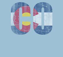 Vintage Colorado Flag CO Unisex T-Shirt