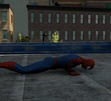 The amazing spider-man two playstation game repost  by powerbattle36