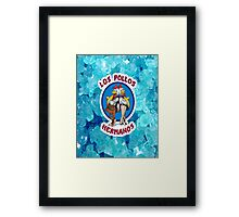 Blue Sky Hermanos Framed Print