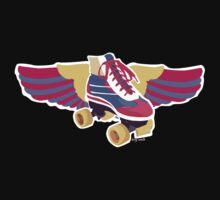 Flying Groovy Skate by levywalk