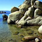"""""""Ripples and Rocks"""" by Lynn Bawden"""