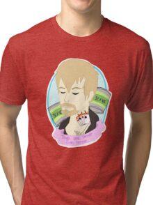 Precious Cinnamon Roll, Frank  Tri-blend T-Shirt