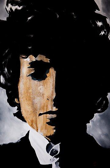 Bob Dylan Born already ruined by redgatestudio