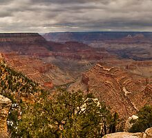 Grand Canyon Pano 2 by michaelbutler