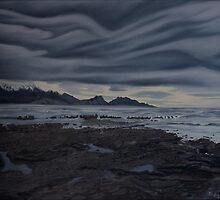 Mystic Kaikoura by Pam Buffery