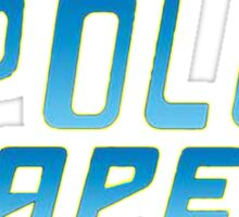 AMERICAN ULTRA - APOLLO APE Sticker