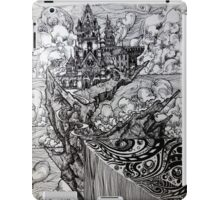 At the Edge of the World iPad Case/Skin