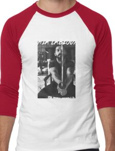 Shia Labeouf Sword Men's Baseball ¾ T-Shirt