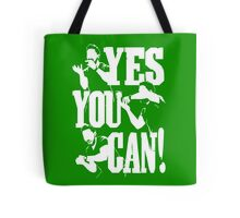 Shia Labeouf - YES YOU CAN Tote Bag