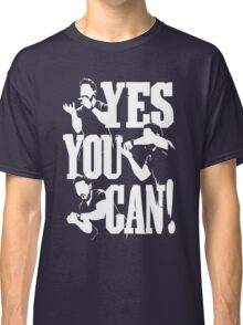 Shia Labeouf - YES YOU CAN Classic T-Shirt