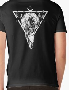 The Withering Crone Mens V-Neck T-Shirt