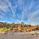 Busselton Beach, Western Australia by Nigel Donald