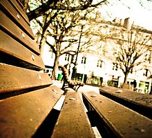 French Bench by keyconcept