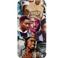Tupac Collage Phone Cases iPhone Case/Skin