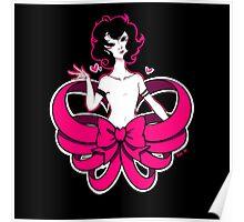 Pink at Heart Poster