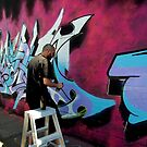 Hate it or love it- Fitzroy,Melbourne,Australia by patcheah