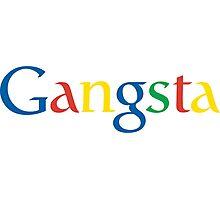 Google Parody Photographic Print