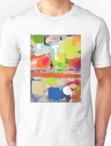 messages 01 Unisex T-Shirt