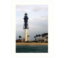 Coral Springs Lighthouse Art Print