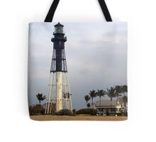 Coral Springs Lighthouse Tote Bag