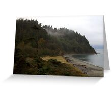 Magnificence Greeting Card