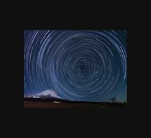 Startrails with Fujisan Unisex T-Shirt