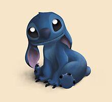 Little Sweet Stitch by Nathanael Mortensen