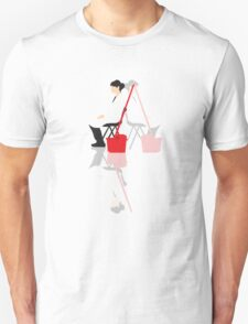 The Cleaning Lady T-Shirt