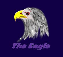 The Eagle, laptop, etc. design by Dennis Melling