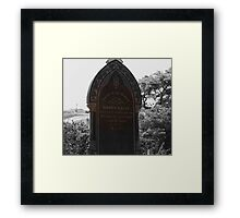 for julesrules Framed Print