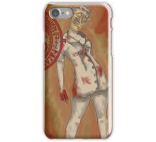 Silent Hill - Nurse iPhone Case/Skin