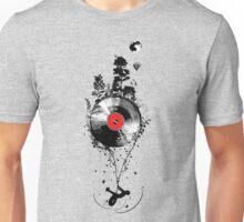 d  vinyl world Unisex T-Shirt