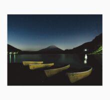 Quiet night on lake One Piece - Short Sleeve