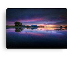 Purple Dream Canvas Print