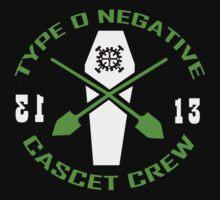 Type O Negative Cascet Crew by Galbadian