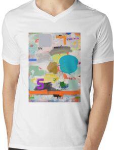 messages 05 Mens V-Neck T-Shirt