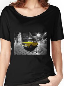 Nite Lada  Women's Relaxed Fit T-Shirt