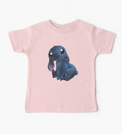 Little Sweet Stitch Baby Tee