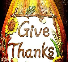 Give Thanks by Mattie Bryant