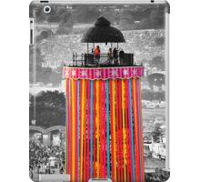 The Ribbon Tower, Glastonbury iPad Case/Skin