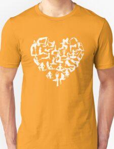 YOGA POSITIONS T-Shirt