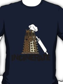Iskybibblle Products /Dalek Chef T-Shirt